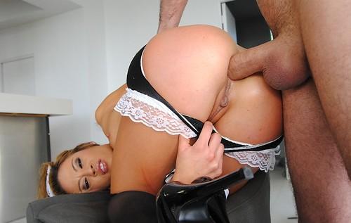 Порно анал домохозяйки