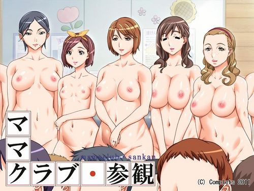 Mama Club Sankan [cen] [2011] [jap]