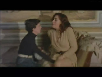 Mother And Son From Mainstream Movie