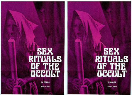 Sex Ritual of the Occult (1970)