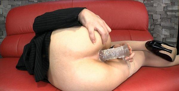 Enlarging vagina hole