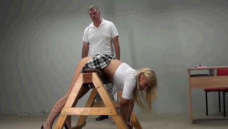 spanked tied girl - videos