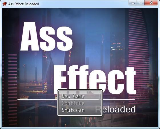Ass Effect [ptcen] [eng]