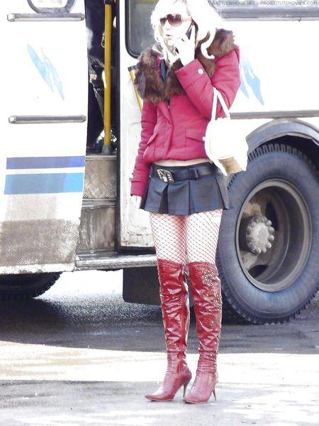фото как одеваются проститутки