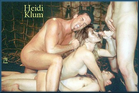 Joke? heidi klum blowjob are