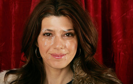 Nude pictures marisa tomei fake