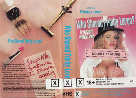 Who Shaved Trinity Loren (1989)