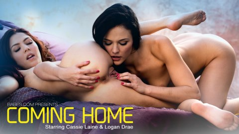 Cassie Laine & Logan Drae - Coming Home (HDVideo)