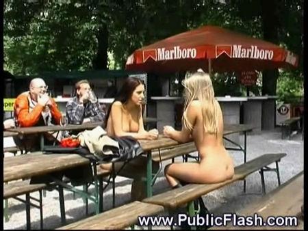 public porn shows