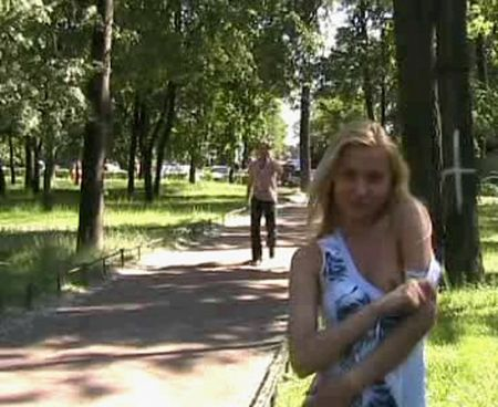 sweet pussy shows her body. fucked in a public place girl showed pussy