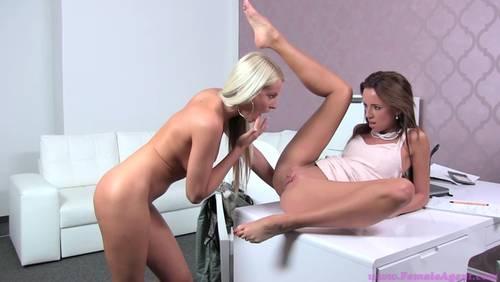 Female Agent Layla, Gina Devine E207 720p