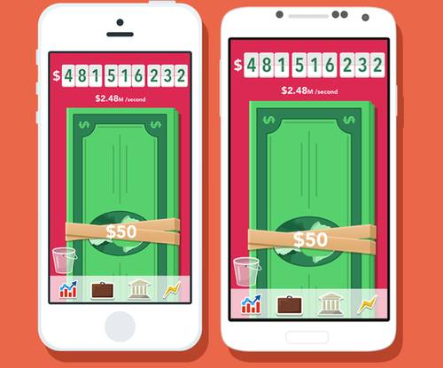 spe4fm5zk2lj - [Android][IOS] Make It Rain: The Love of Money